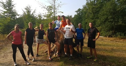team Axel Singelloop 2018